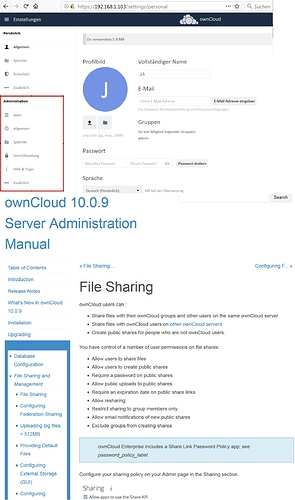 AdminownCloud